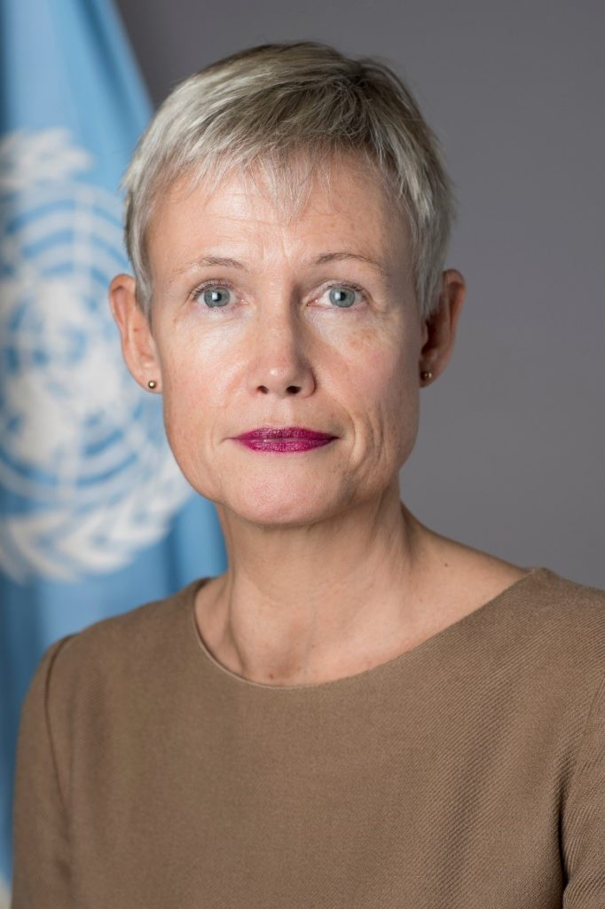 Alice Walpole, Deputy Special Representative for Political Affairs and Electoral Assistance of the United Nations Assistance Mission for Iraq (UNAMI)