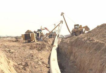 Exxon Mobil operations in Iraq