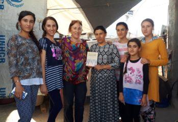 Hamad Waad Mato family